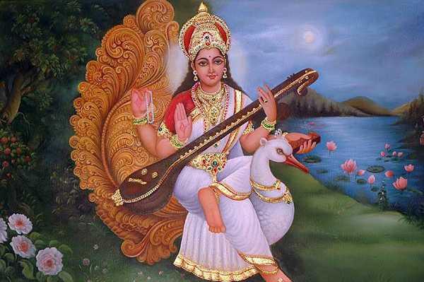 श्री सरस्वती चालीसा - Shri Saraswati Chalisa