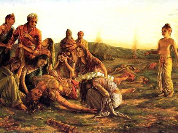 Mahabharata English - BHISHMA PARVA