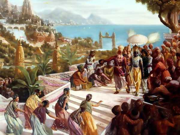 Mahabharata English - STRI PARVA