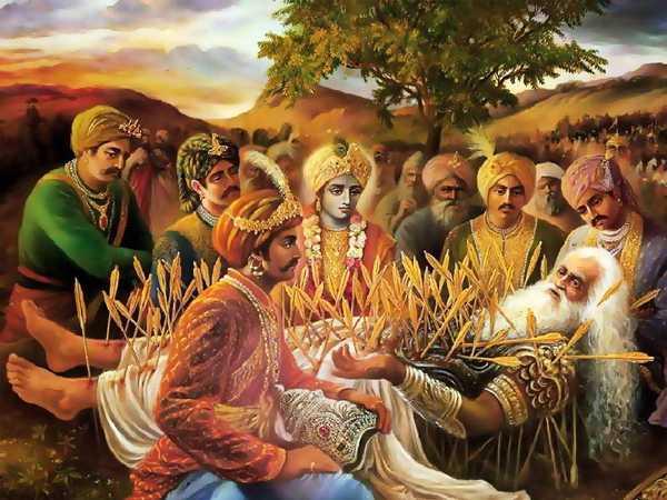 Mahabharata English - ANUSASANA PARVA