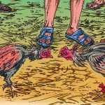 घमंडी मुर्गा - शिक्षाप्रद कथा