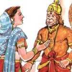 माता अंजना से भेंट (भगवान हनुमान जी की कथाएँ) - शिक्षाप्रद कथा