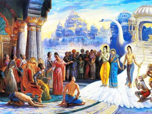 रामायण की कहानी